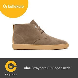 Clae Strayhorn SP Sage Suede - Megérkezett az új tavaszi-nyári Clae kollekció! www.cargomoda.hu #cargomoda #clae #man #springsummercollection #spring #summer #mik #instahun #ikozosseg #budapest #hungary #divat #fashion #shoes #fashionlover #fashionaddict