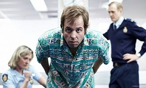 Angus Sampson direct and stars in The Mule.