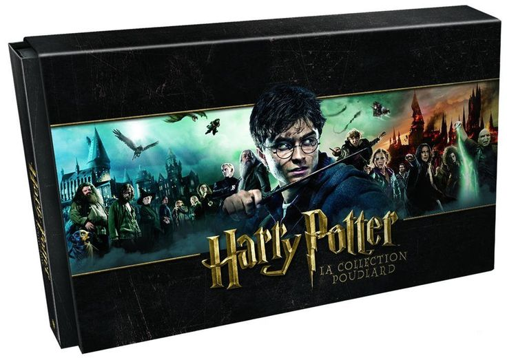 Harry Potter - La collection Poudlard - L'intégrale des 8 films + bonus en DVD & BLURAY Édition Limitée Édition Limitée: Amazon.fr: Daniel Radcliffe, Rupert Grint, Emma Watson, John Cleese, Richard Harris, John Hurt, Alan Rickman, Kenneth Branagh, Robbie Coltrane, Gary Oldman, Michael Gambon, Emma Thompson, Ralph Fiennes, Miranda Richardson, Brendan Gleeson, Maggie Smith, Clémence Poésy, Jason Isaacs, Tom Felton, Helena Bonham Carter, Jim Broadbent, Bonnie Wright, David Thewlis, Bill Nighy…