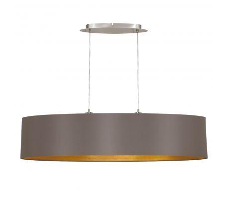 EGLO hanglamp led Maserlo 100 cm (cappucino)