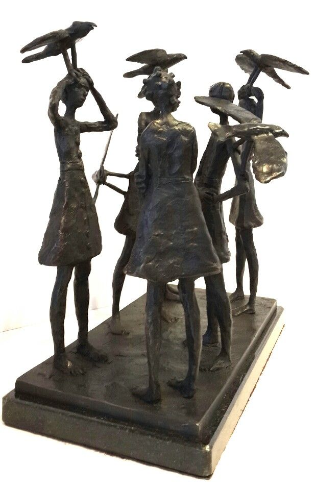 Grace da Costa / bronze