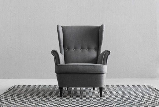 Sofa og lenestoler fra IKEA