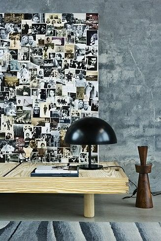 French By Design: Photo Boards, Inspiration Wall, Photo Display, Mood Boards, Grey Wall, Photo Wall, Photo Collage Board, Display Boards, Pictures Wall