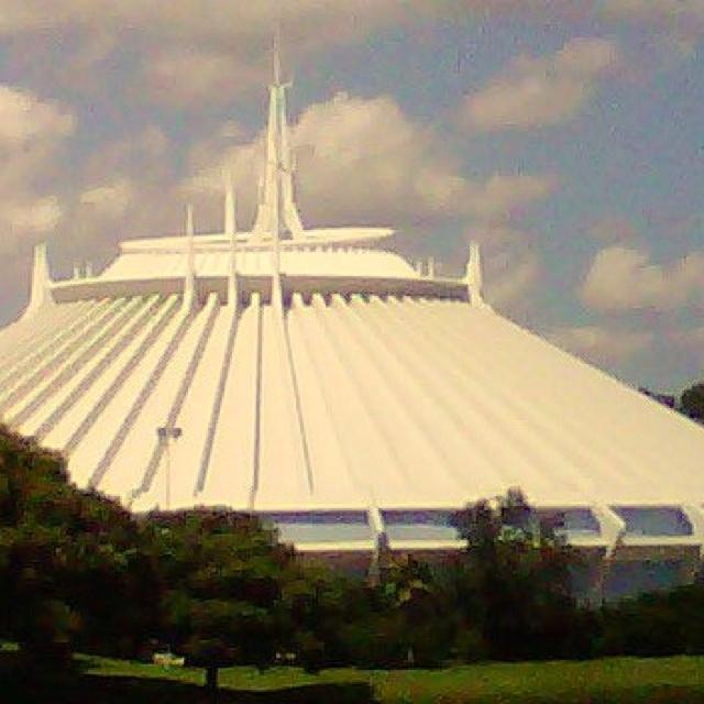 Space Mountain Disney World | Tomorrowland...My Home ...