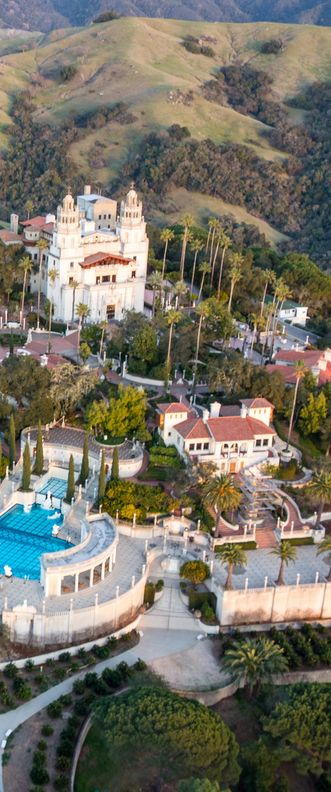 Hearst Castle | San Simeon, California