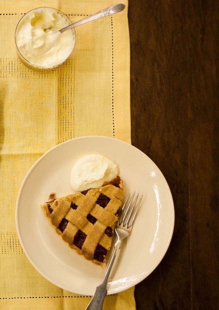 #PanelinhaDiaDasMaes: crostata de goiabada, humm!