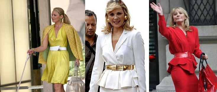 samantha jones outfit sex and the city