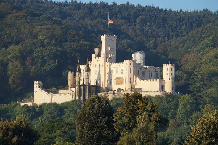 Schloss Stolzenfels in Lahnstein ©Michael Oberstaller
