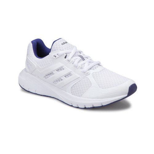 Adidas Duramo 8 W 11 Beyaz Saks Kadin Kosu Ayakkabisi 1 Adidas Adidas Ayakkabi Ayakkabilar
