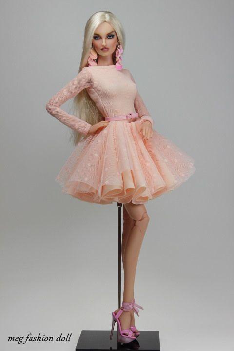 https://flic.kr/p/Es5tZJ | New outfit for Kingdom Doll / Deva Doll…