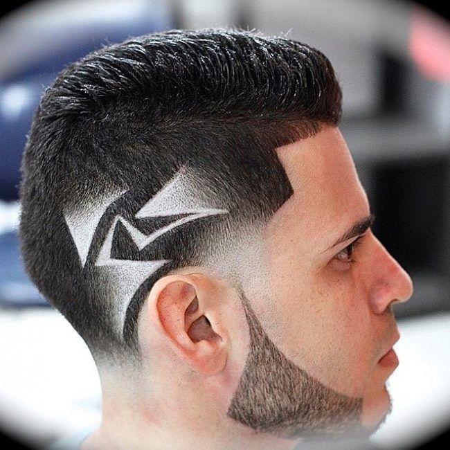 Haarschnitt Muster Neue Frisuren Hair Designs For Men Mens Hairstyles Hair Patterns