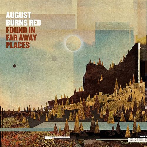 August Burns Red - Found In Far Away Places on Limited Edition LP + Download (Awaiting Repress)