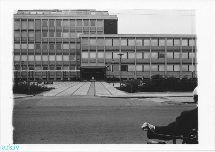 arkiv.dk | Hvidovrevej 278 Hvidovre Rådhus 1960