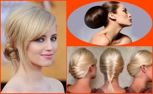 Easy Casual Updo Hairstyles For Medium Length Hair, can enhance your charm and grace while a bad one may make you have bad mood the whole day. It is suggest