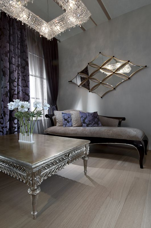Sitting room with Christopher Guy furnitures and
