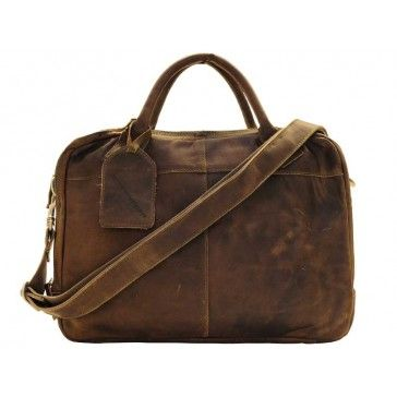 Cowboysbag Laptoptas Sterling Grijs