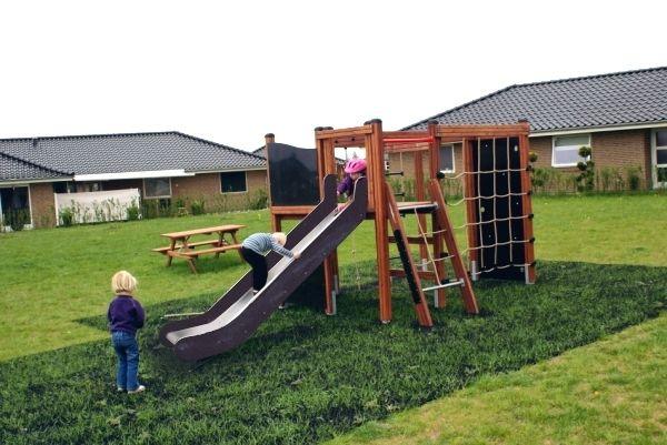 Podwórkowy plac zabaw: Mały alpinista Nature