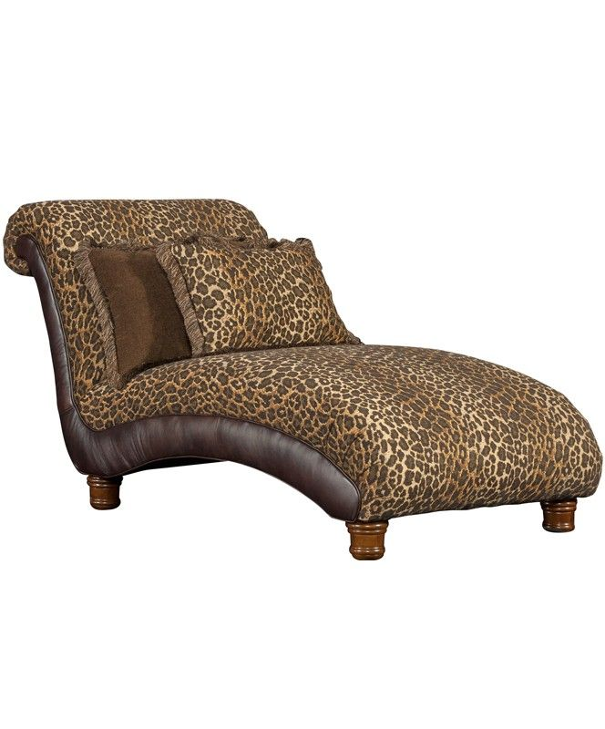 1000 images about home by the sea leopard cheetah zebra for Animal print chaise lounge