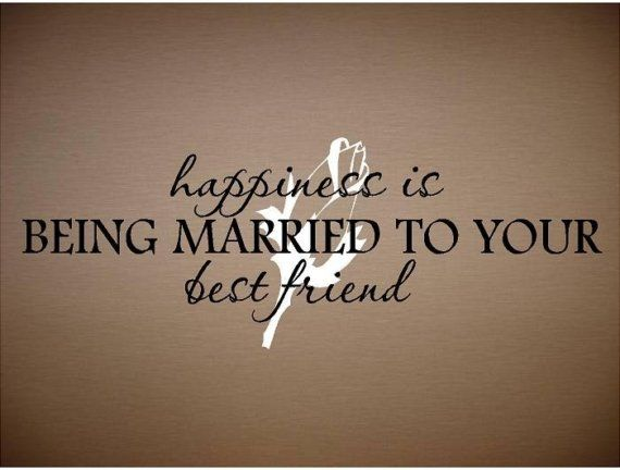 So grateful for an amazing husband who has committed to me wholeheartedly with no conditions or requirements other than that we continue to be best friends for the rest of our lives....thank god we finally found each other after all this time...