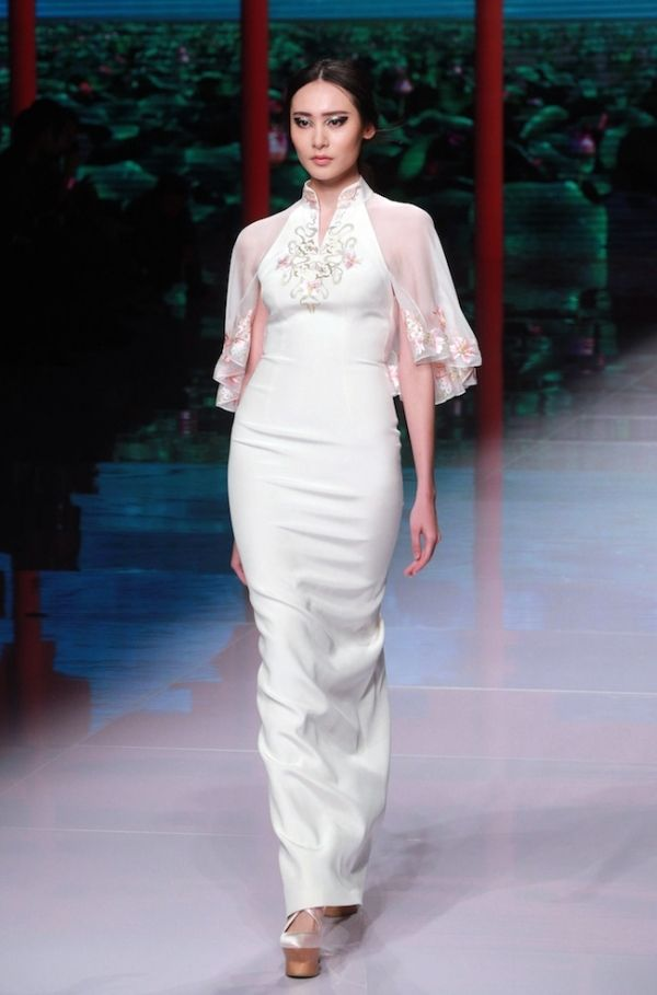 NE-TIGER Haute Couture Collection/China Fashion Week