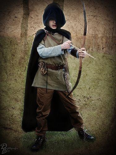 my son as Will the Ranger's Apprentice more of this ranger's apprentice http://www.pinterest.com/DBfotografie/rangers-apprentice-grijze-jager/