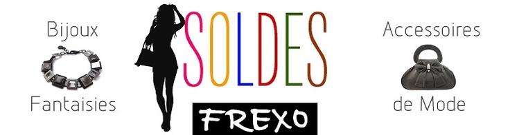 C'est partiiii pour les SOLDES so FREXO !!! Venez vite dénicher vos Accessoires de Mode et vos Bijoux Fantaisies favoris de la Collection Automne-Hiver 2012-2013 !!!  Du 09 Janvier 2013 au 12 Février 2013  www.frexo.fr