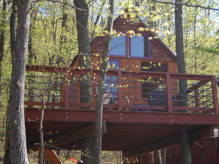 treehouse masters the house 3 bedroom with 2 full baths and approximatly 1800 sq