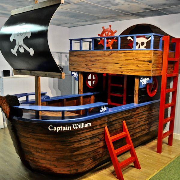 25 Best Ideas About Boat Beds On Pinterest: 17 Best Ideas About Pirate Ship Bed On Pinterest