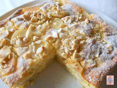 TORTA RISO, PERE E CIOCCOLATO - RICETTA SENZA GLUTINE E SENZA LATTOSIO - #recipe #juliesoissons
