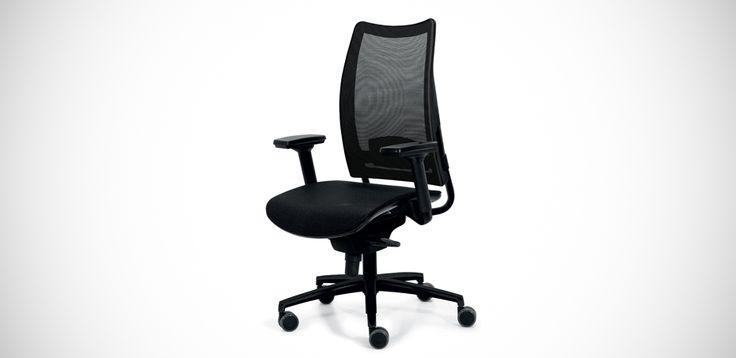 Fotele Ergonomiczne Overtime przez Luxy