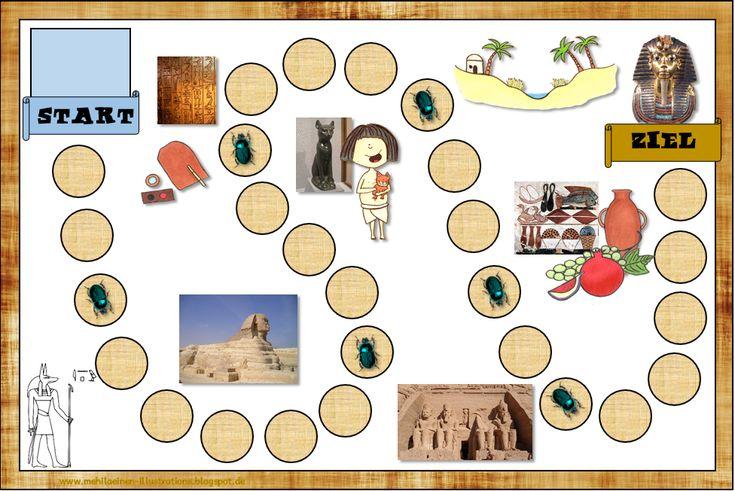 Mehiläinen: Im alten Ägypten [Spiel]                              …