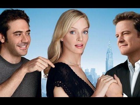 (Uma Thurman) 720p Bluray Full Movie Romantic Comedy - YouTube