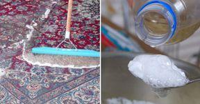 Aj starý koberec bude opäť vyzerať ako nový. Všetku špinu z neho dostane za pár minút a bude zase čistý - chillin.sk