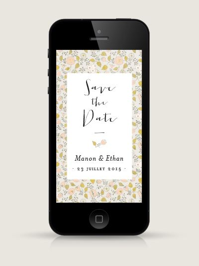 Best 25 Electronic save the date ideas – Email Wedding Save the Date