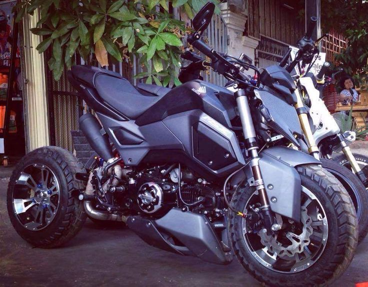 200+ Custom 2017 Honda Grom / MSX 125 Pictures | Photo Gallery | Honda-Pro Kevin
