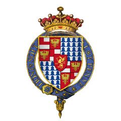 Coat of Arms of Sir Richard Wydeville, 1st Earl Rivers, KG.png