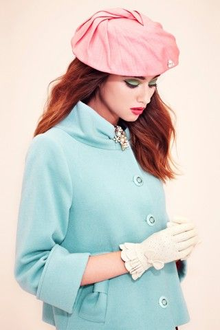 The Pushover Look from Alannah Hill