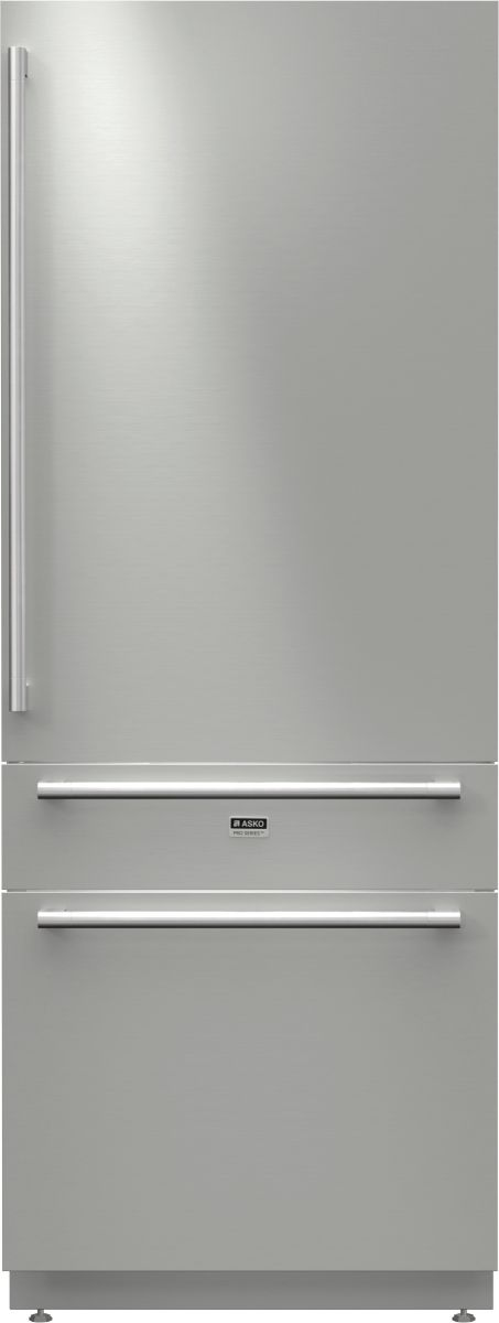 Asko stainless steel fully integrated fridge, freezer with electronic ice maker & convertible drawer (model RF2826) for sale at L & M Gold Star (2584 Gold Coast Highway, Mermaid Beach, QLD). Don't see the Asko product that you want on this board? No worries, we can order it in for you!
