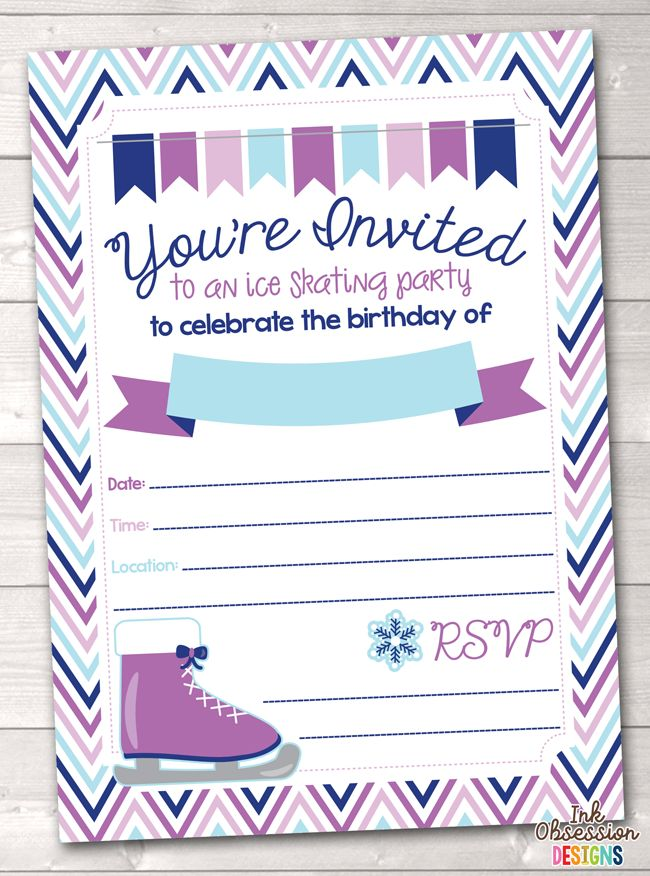Best Birthday Party Invitations Images On   Birthday
