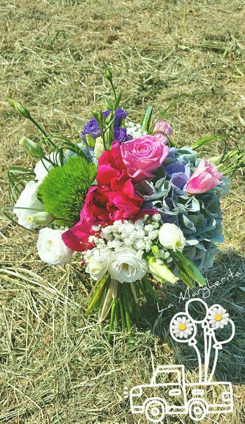 Bouquet sposa La Margherita