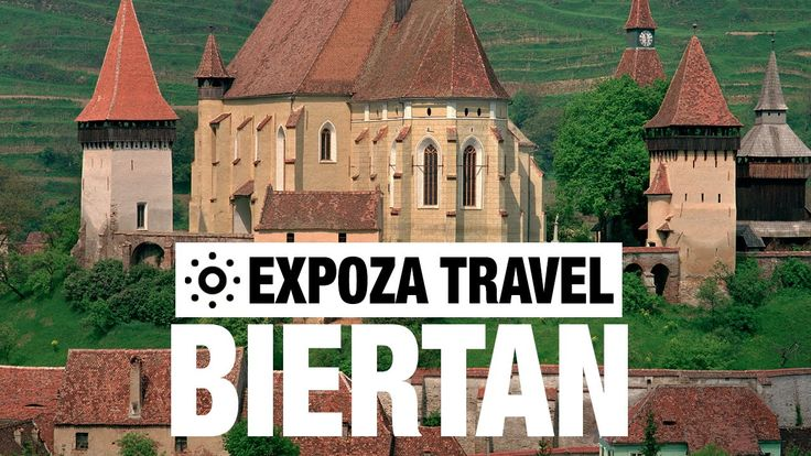 Biertan Vacation Travel Video Guide