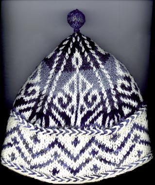 Egyptian hat.
