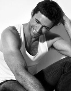 Oh, Hugh Jackman. There's just something about Australian men.