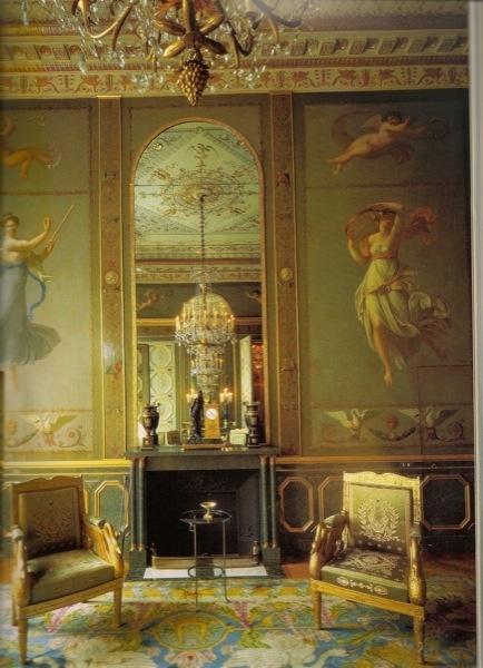 Hôtel de Beauharnais,résidence de l'Ambassadeur d'Allemagne, 78 rue de