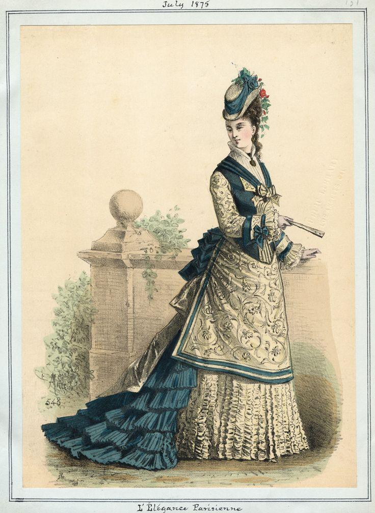 72 best victorian fashion plates 1837