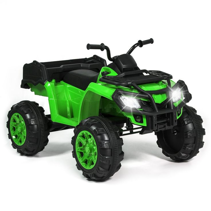 12V Kids ATV Quad - Green