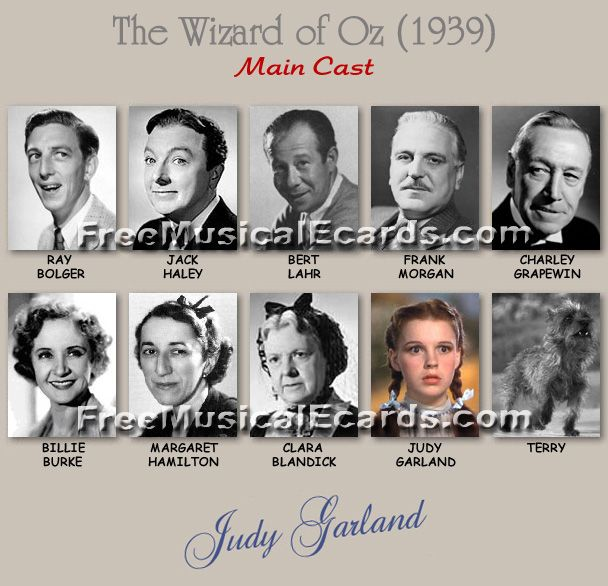 the wizard of oz | Lao Pride Forum - The Wizard of Oz Cast List