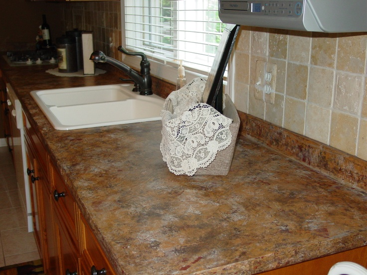 Rustoleum Countertop Paint Earth : 17+ best images about Kitchen on Pinterest Cabinets, Tile and Locks