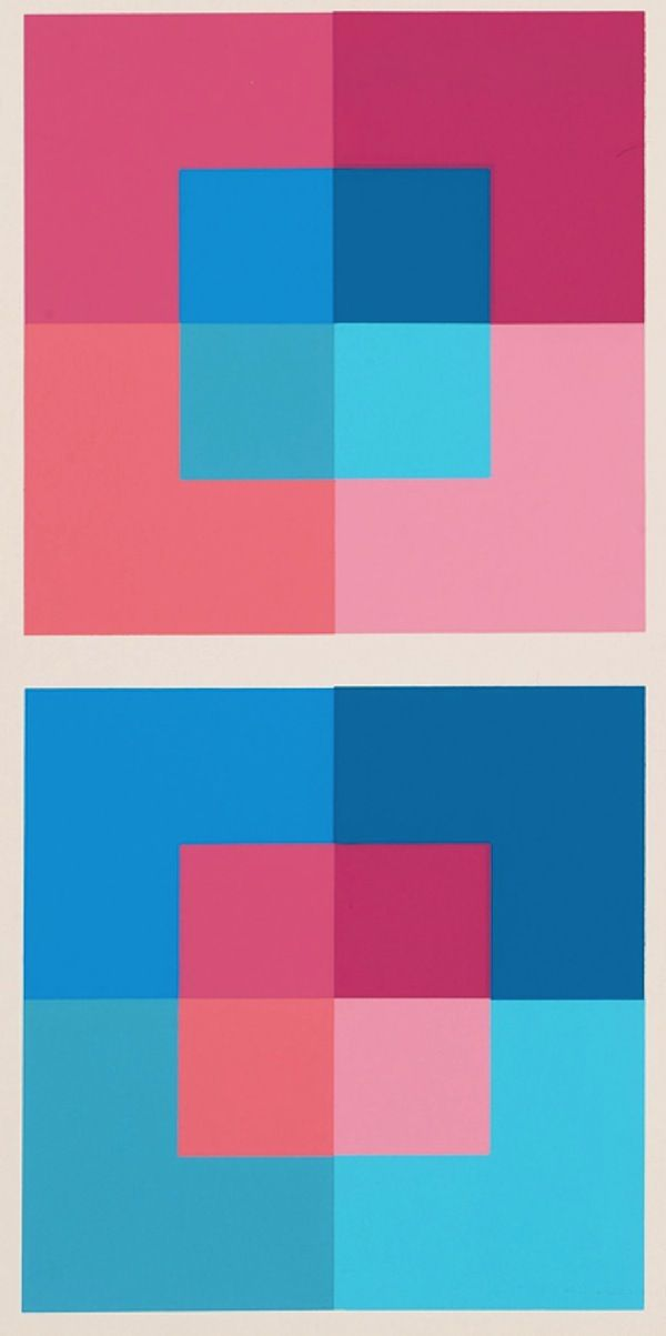 paintings by josef albers - Google Search