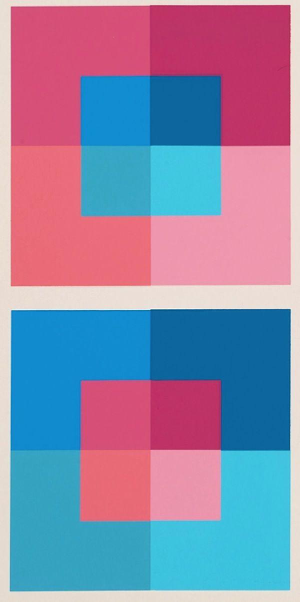 Josef Albers's Interaction of Color - Modernica Blog